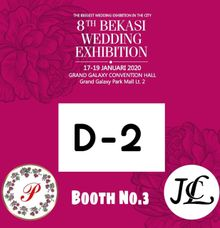 Wedding Expo Bekasi by JCL FOTO BRIDAL SALON