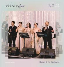 Bridestory Fair 2020 by Hanny N Co Orchestra
