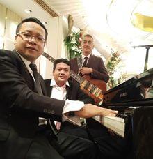 Trio+MC by David Hartono and Friends