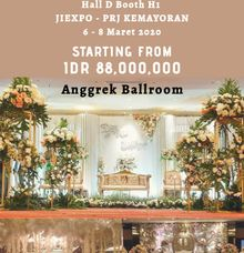 Paket Wedding Anggrek Ballroom by Orchardz Hotel Jayakarta