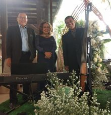 Trio Piano by David Hartono and Friends