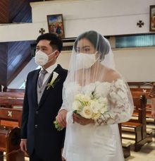 The Wedding of Nando - Ditta by Blooming Faith