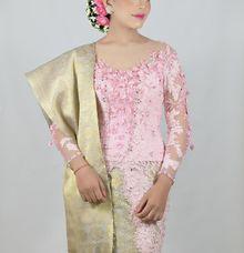 Make Up dan Kebaya Akad adat BATAK by Bryds Wedding Kebaya
