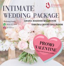VALENTINE'S Promo by Jevahrei (Menara BTN, Graha Mandiri, UNTAR)