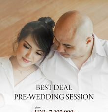 LIMITED SLOT !! by AngeLin Bridal
