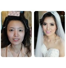 Ms.indri wedding day by Syen makeup artist