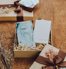 Deux Bridesmaid Gift Box by The Rustic Soap