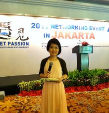 MEET Taiwan 2017 by MC Mandarin Linda Lin