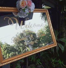 Fleurlabel wedding decoration lighting in semarang bridestory wedding by fleurlabel junglespirit Images