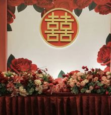 Sangjit Ceremony For Ardhy And Charens by Dream Decor