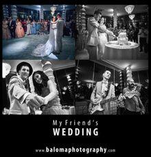 Martin & Diana Wedding by Baloma Photography