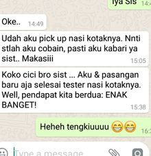 Testimony Clients by Kayumanis Catering