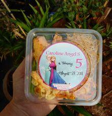 Nasi Mini Ulang Tahun by Kayumanis Catering
