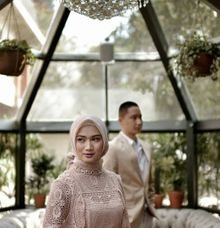 Prewedding Melody❤Hanif by Sisi Wedding Consultant & Stylist