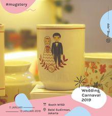 Mug Ocha New by Mug-App Wedding Souvenir