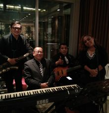 Kwarted Jazz Dec 23rd 18 by David Hartono and Friends
