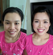 Makeover by Jinnie Lee Korean Makeup & Hair