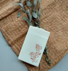 Soap design - Leaves stamp by The Rustic Soap