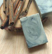 Soap design - Classic swirl by The Rustic Soap