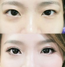 Bridal Makeup Before And After by yukifangmakeup