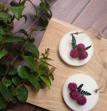 Botanical scented wax by The Rustic Soap