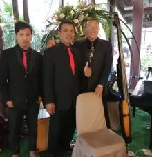 Jazz Trio by David Hartono and Friends