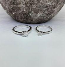 cincin tunangan | engagement ring by Newstar Gold & Jewellery