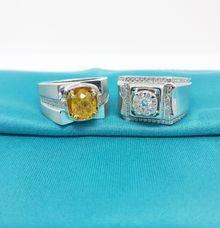 cincin laki | cincin laki berlian by Newstar Gold & Jewellery