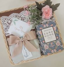 Maharani Tencel Coffee+Creamy by Love Lulu Box