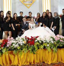 The Wedding Sonny & Livia by Point One Wedding Organizer