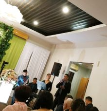 Wedding Dinner by Kalea Entertainment
