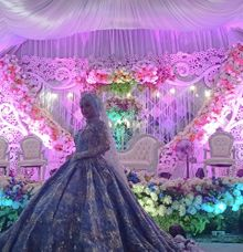Wedding by Andi Putri Decoration