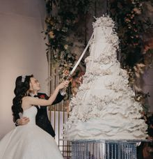 Agung & ELvina by Evergreen Cake Boutique