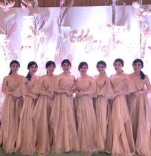 The Wedding Of Eddy & Tika by FOREVER Usherettes