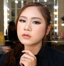 Makeup For Ms.Feby by Nathalia Tjan Makeup