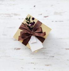 Bridesmaid Gift Box by The Rustic Soap