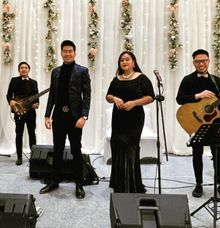 PUSAKA & JESSICA WEDDING  7 FEBRUARI 2021 by Sixth Avenue Entertainment
