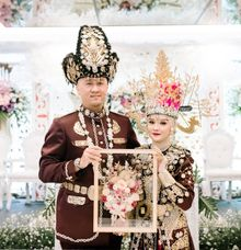The Wedding of Bowo & Dian by Puppa Project