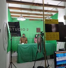 Live Streaming Single Cam For Event Virtual Streaming by Metronom DJ