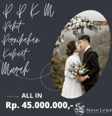 PPKM (Paket Pernikahan Kubuat Murah) by stevelewis.organizer