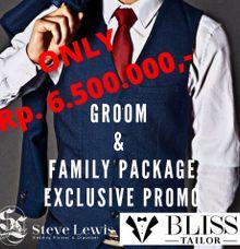 Wedding Suite For Groom by stevelewis.organizer