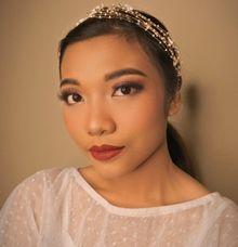Bridal makeup - Rachel by Nikki Liem MUA
