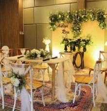 Wedding Auliya and Reza by Sunerra Antero Hotel Jababeka