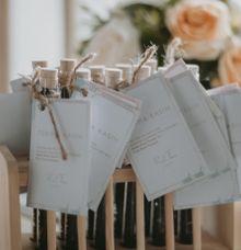 The Wedding of Rere & Firza by ADDICTEA Artisan Tea