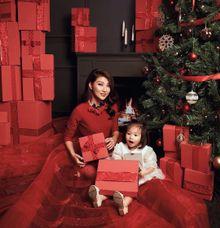 Sarwedah x Christmas Edition by Michelle Alphonsa