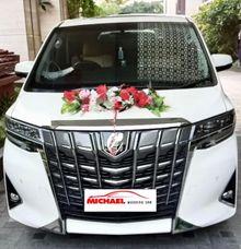Alphard 2018/2019 by Michael Wedding Car