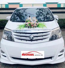 Alphard 2007/2008 by Michael Wedding Car
