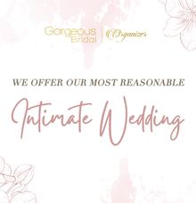 Gorgeous Intimate Wedding Package ❤ by Gorgeous Bridal Jakarta