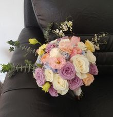 Handbouquet For Bride by nanami florist