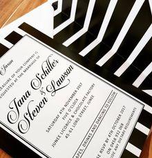 Black & White Classic by Amanda Riley Creative